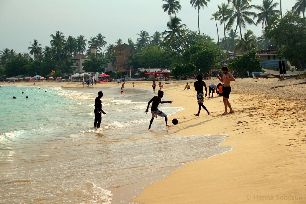 bezpieczeństwo na Sri Lance