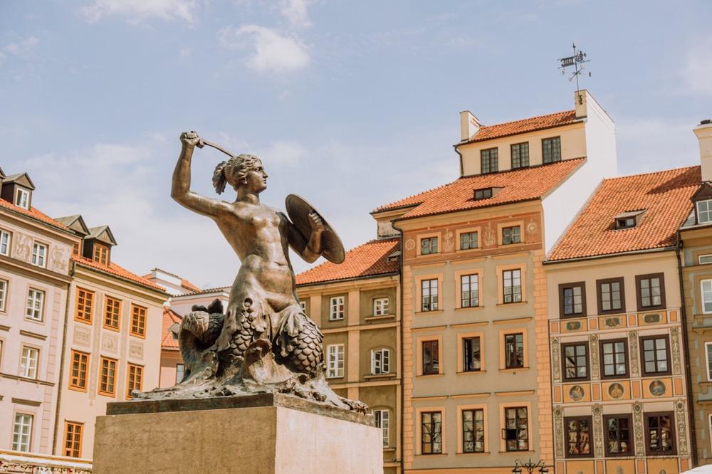zwiedzanie Warszawy w 2 dni