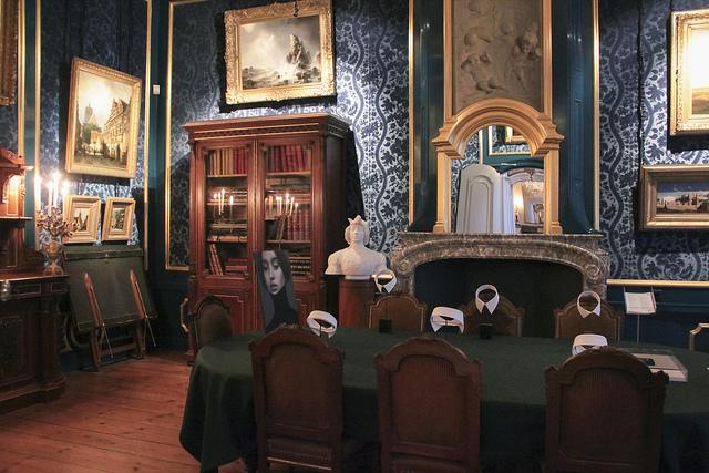 muzea amsterdamu
