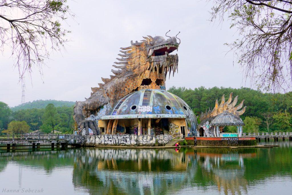 Hue Wietnam okolice atrakcje