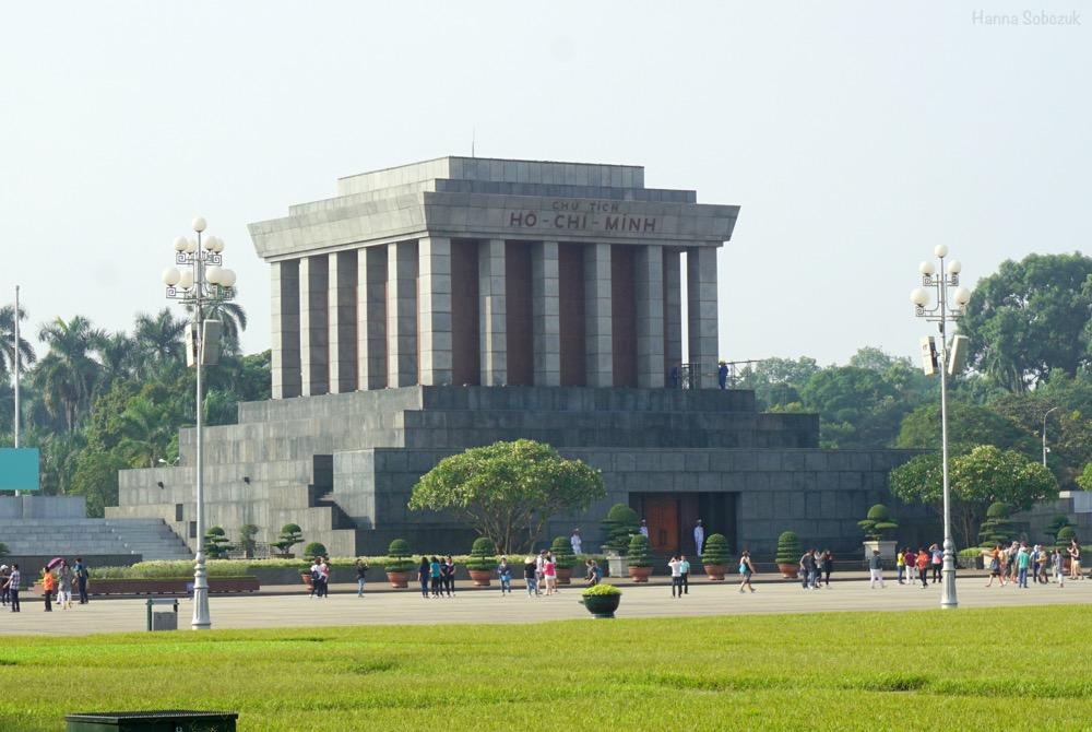 atrakcje mauzoleum ho chi minha co zobaczyć
