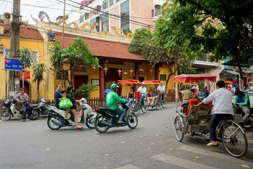 hanoi atrakcje zwiedzanie w 2 dni wietnam w jeden dzień