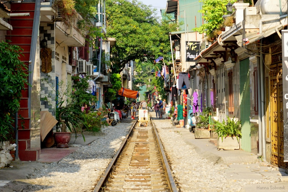 Hanoi tory pociąg co zwiedzić wietnam w 2 dni