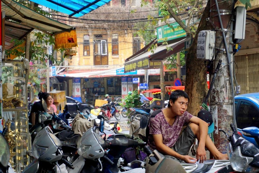 hanoi wietnam w 2 dni w jeden dzień