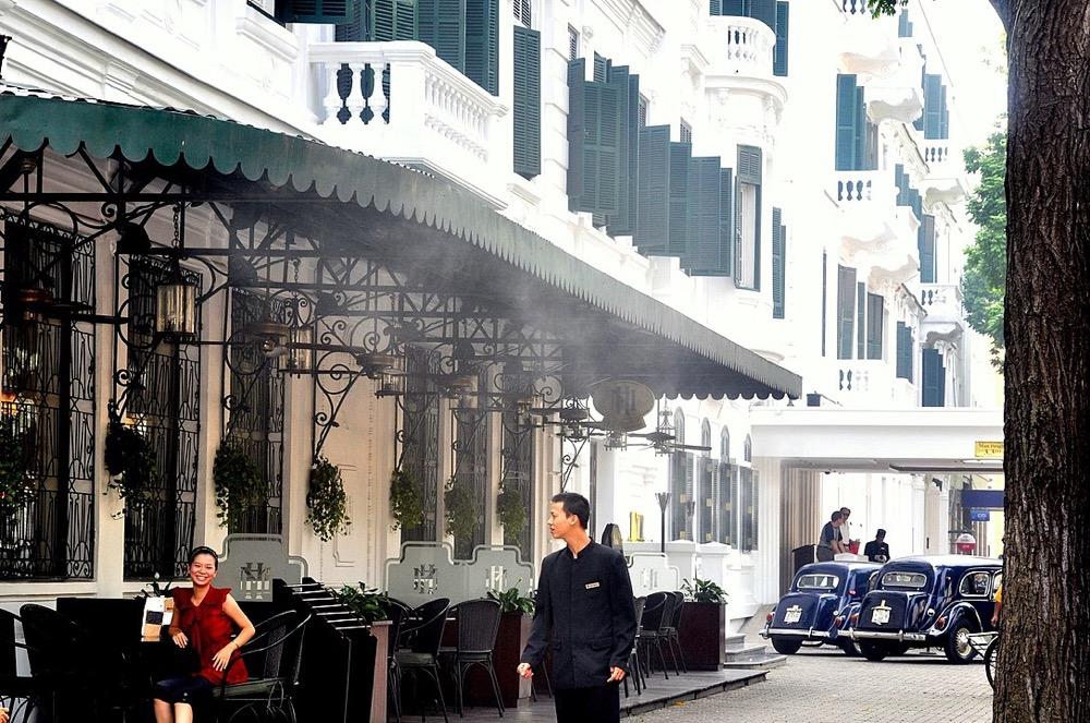 hanoi francuska dzielnica w 2 dni w jeden dzień