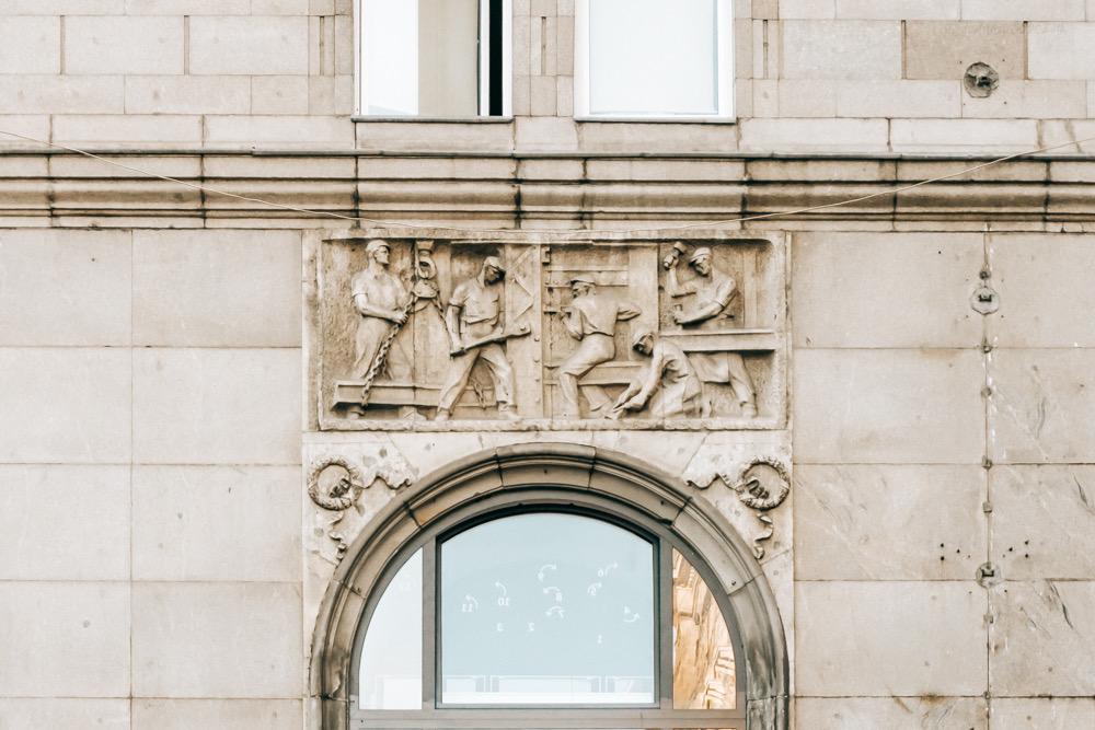socrealizm realizm socjalistyczny warszawa architektura