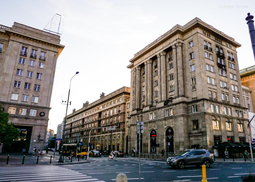 architektura socrealistyczna plac konstytucji