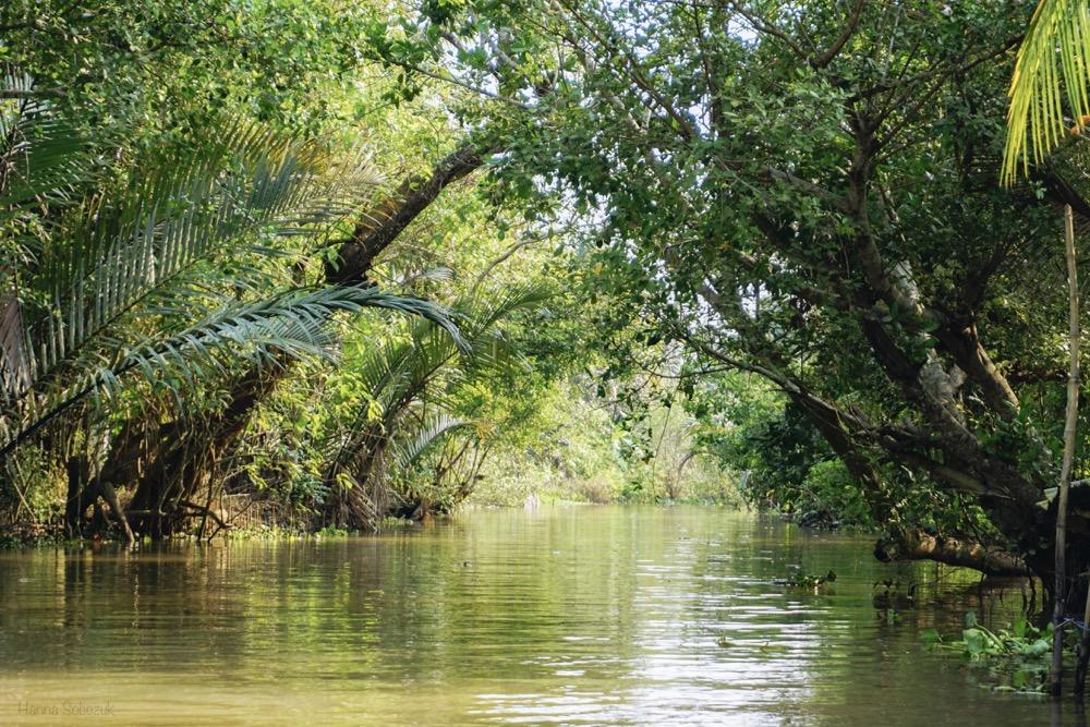 delta mekongu w 2 dni