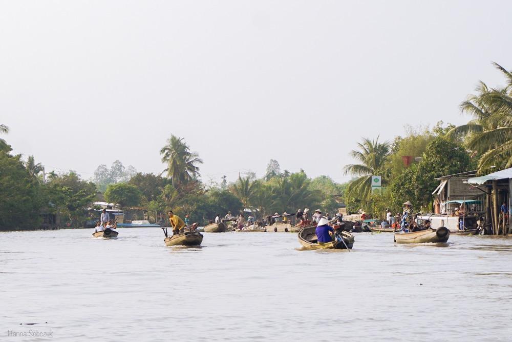 delta mekongu w 1 dzień