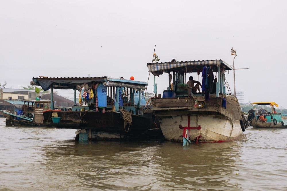 Delta Mekongu na własną rękę