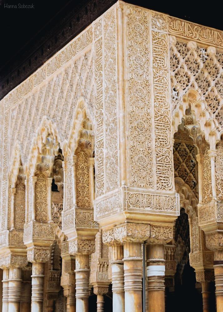 alhambra jak zwiedzać