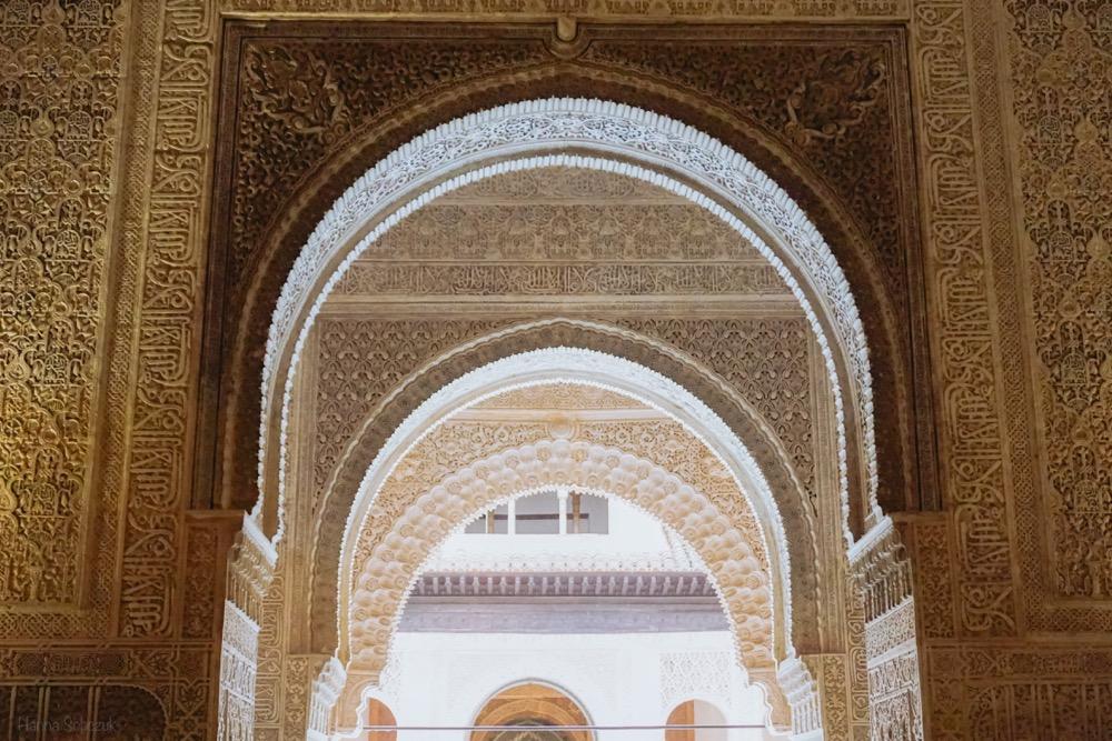 jak zwiedzać alhambrę