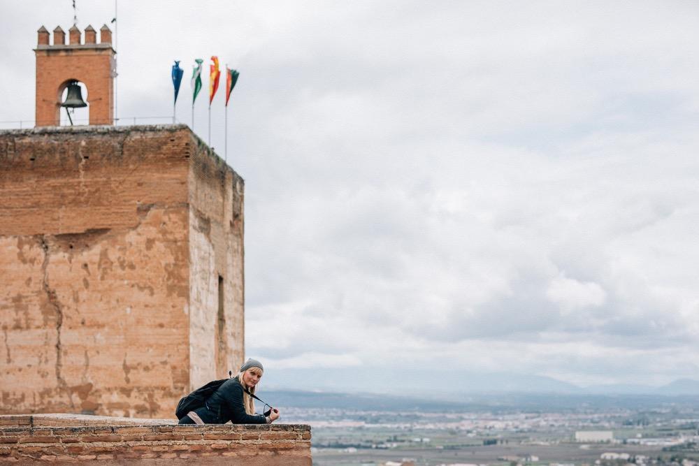 alhambra zwiedzanie