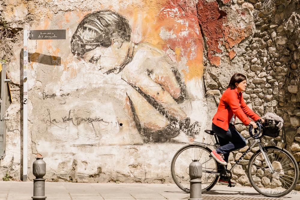 granada street art murale