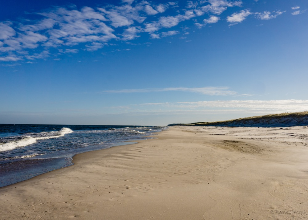 najpiękniejsze polskie plaże nad morzem bałtyckim