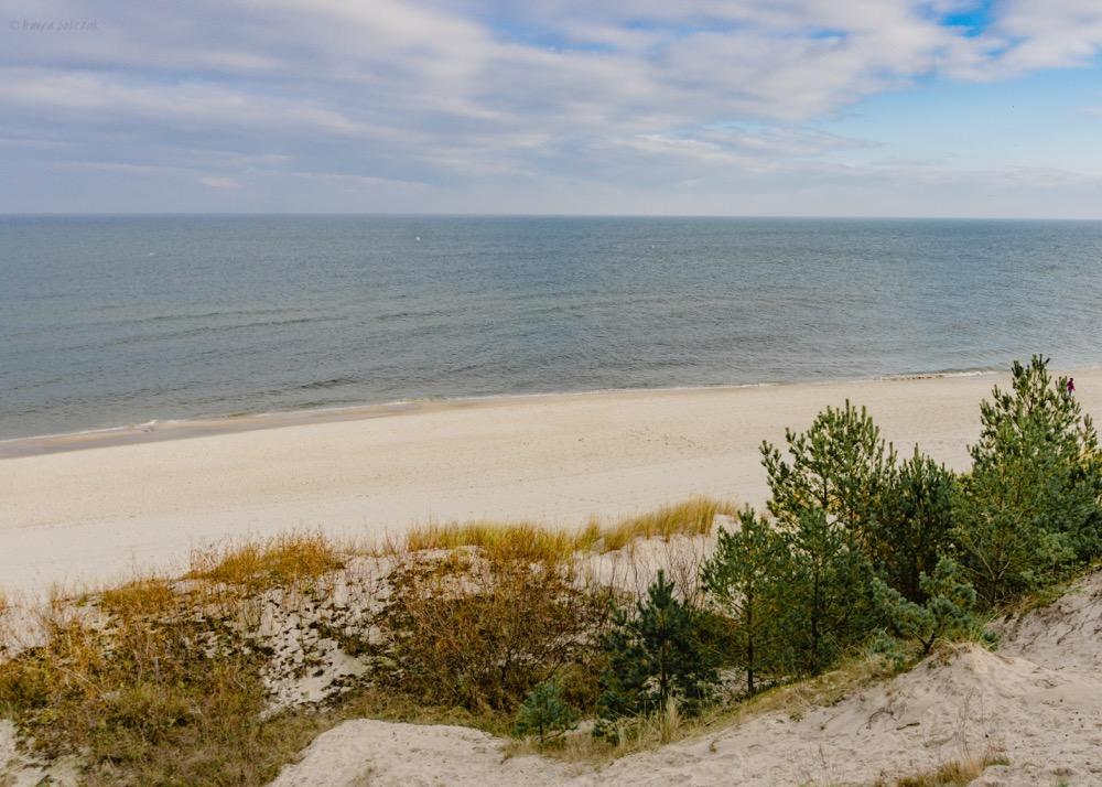 polskie plaże nad bałtykiem hel