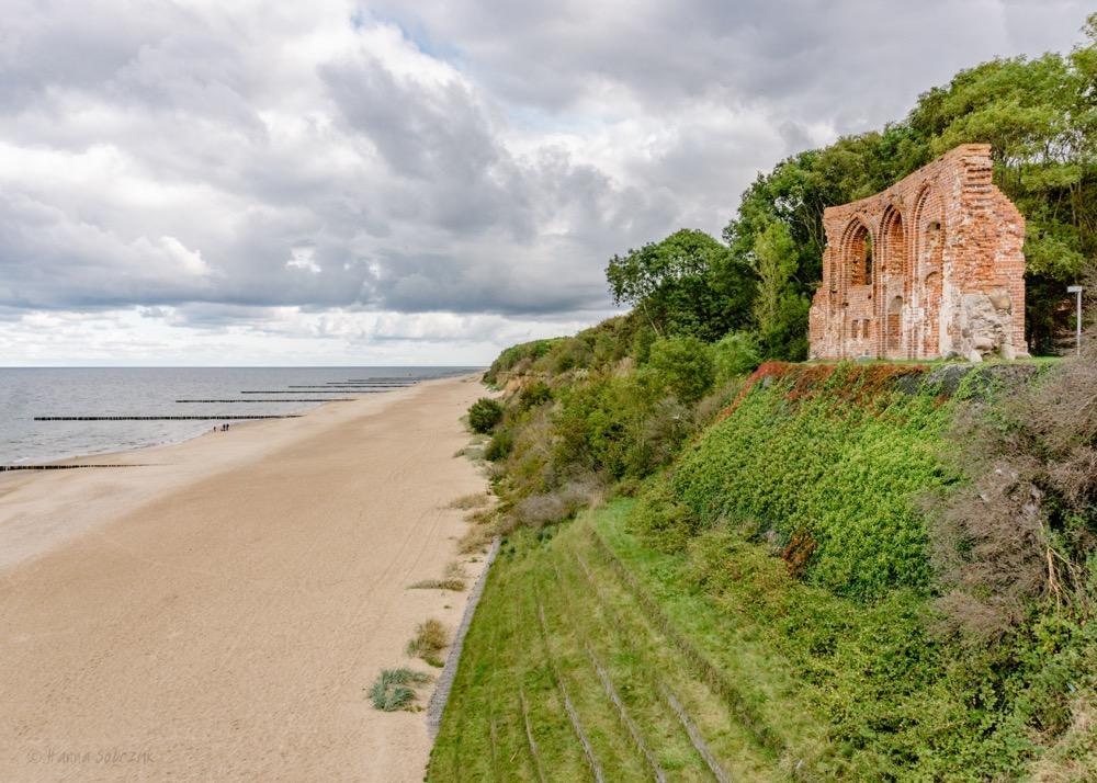 plaże nad Bałtykiem