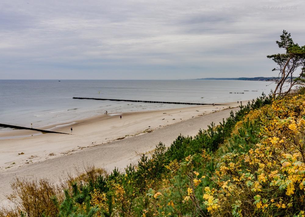 najlepsze plaże w polsce nad bałtykiem