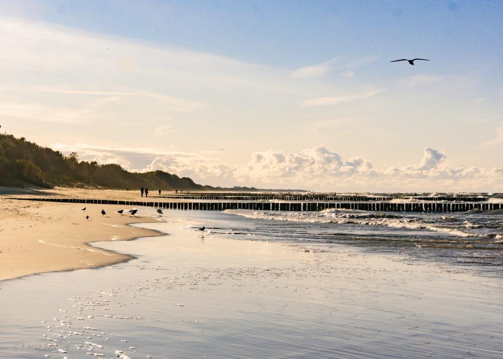 najlepsze polskie plaże nad Bałtykiem